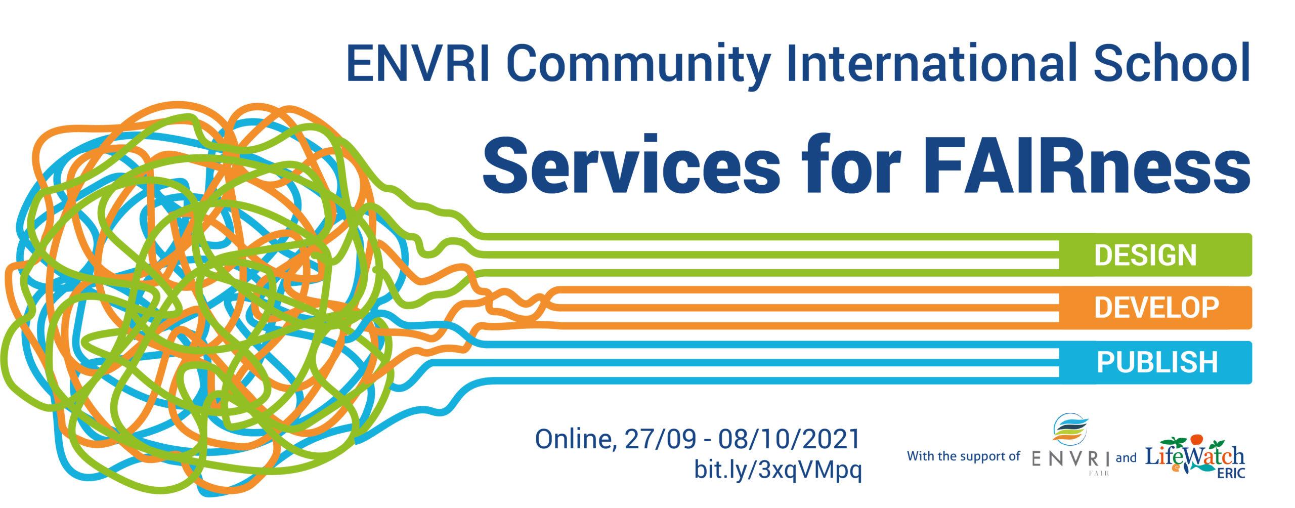 The 2021 ENVRI Community International School
