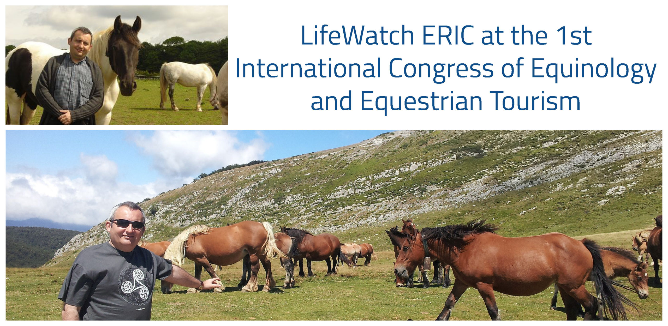 LifeWatch ERIC at the 1st International Congress of Equinology and Equestrian Tourism