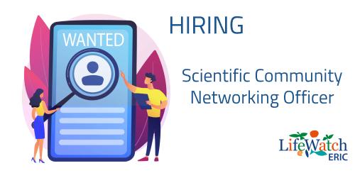 Hiring: Scientific Community Networking Officer
