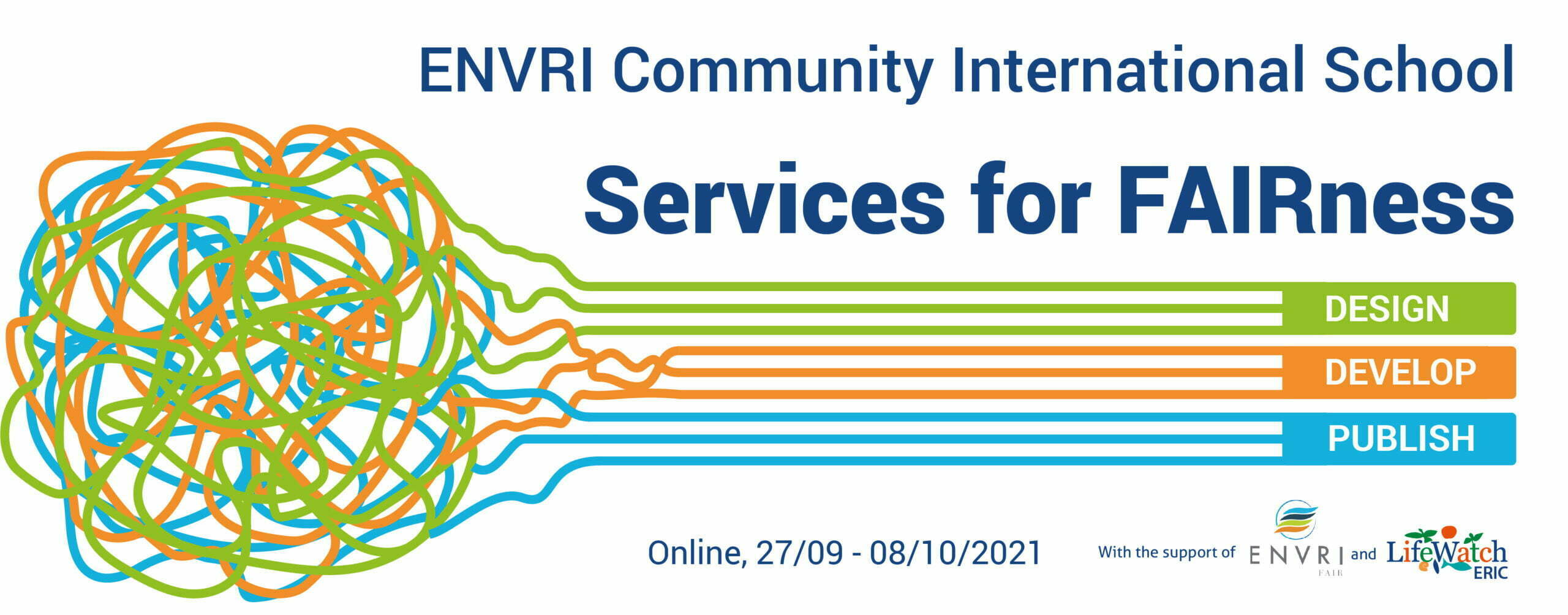 ENVRI Community International School Services for FAIRness