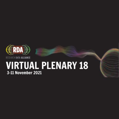 RDA 18th Plenary Meeting