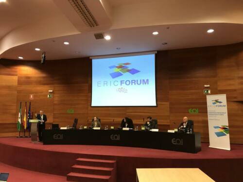 3rd ERIC forum, Internal Meeting